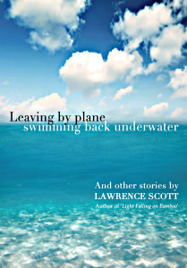 Leaving by Plane Swimming back Underwater, Papillote Press, 2015.